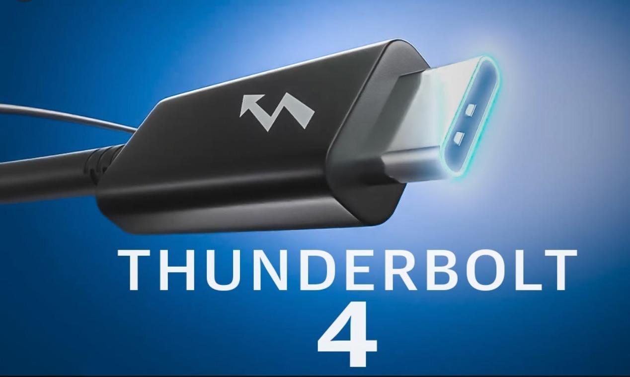 Thunderbolt 4 logo